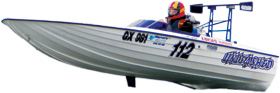 BNR Engines - race boat applications